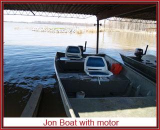 Southshore Family Resort at Reelfoot Lake, Samburg TN - Boats